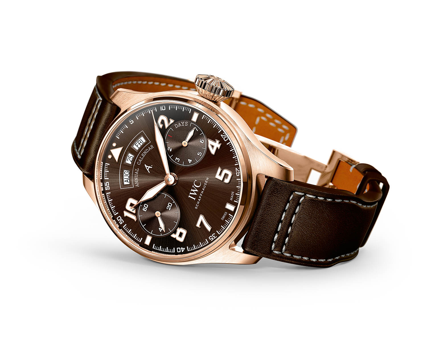 "IWC Big Pilot's Watch Annual Calendar Edition ""Antoine de Saint Exupéry"""